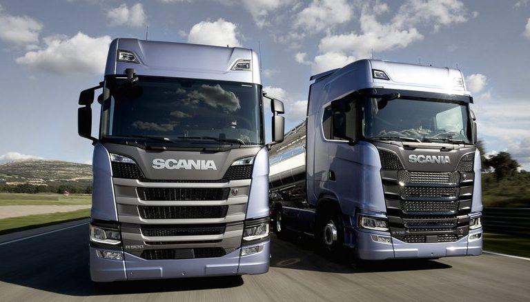 United Tractor Berikan Truk Canggih Scania dalam Pasar Indonesia