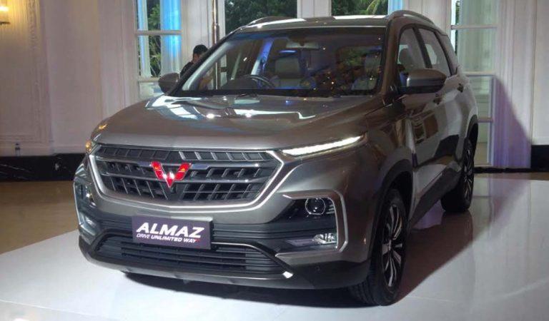 Inilah Review Wuling Almaz 2019, Mobil Keren yang Tangguh