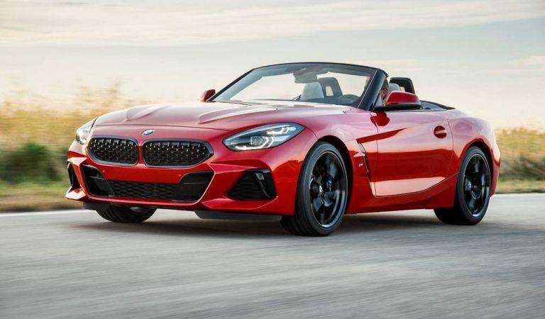 Inilah Daya Tarik BMW Z4 Dengan Spesifikasi Keren