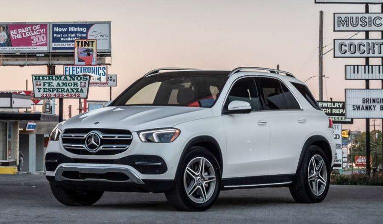 Spesifikasi & Harga Mobil Mercedes-Benz GLE Terbaru